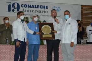<p>Conaleche conmemora su XIX aniversario</p>