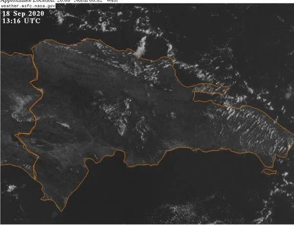 <p>Onamet advierte sobre fuerte oleaje; pronostica chubascos dispersos</p>