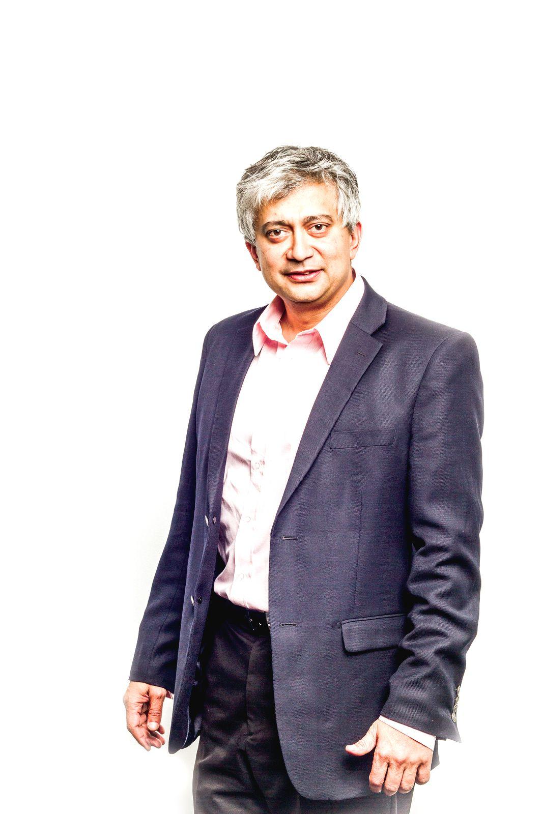 La clave de Hitendra Patel para la innovación: encontrar el 'crunch'