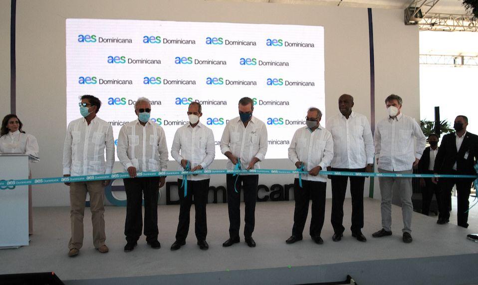 AES Dominicana inaugura su primera operación 100% renovable en la RD